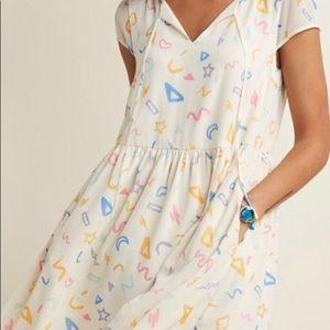NWOT Modcloth Funky Dress!